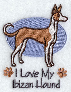 Image for Ibizan Hound Towel