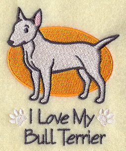 Image for Bull Terrier Towel