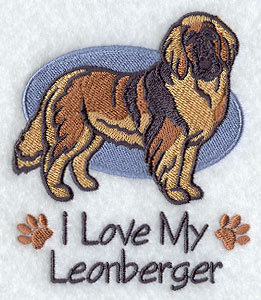 Image for Leonberger Dog Towel