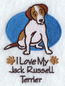 Image for Jack Russell Terrier Towel