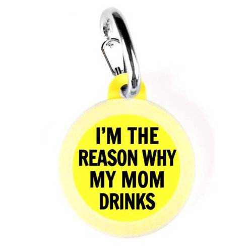 I'm The Reason Why My Mom Drinks