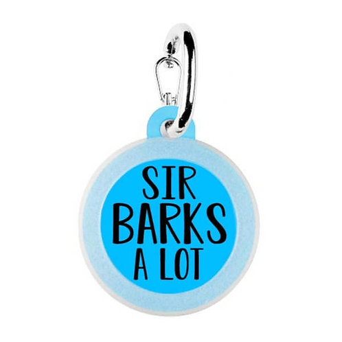 Sir Barks A Lot