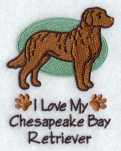 Image for Chesapeake Bay Retriever Towel