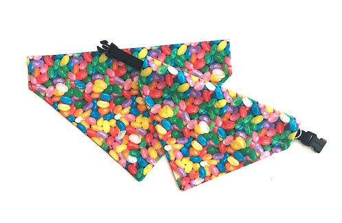 Jelly Beans Dog Bandana