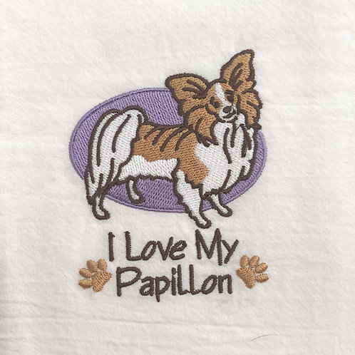 Papillon Towel