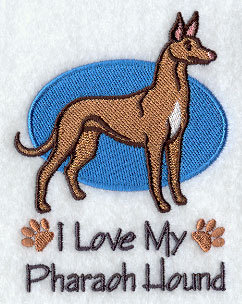 Image for Pharoah Hound Towel