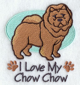 Image for Chow Chow Towel