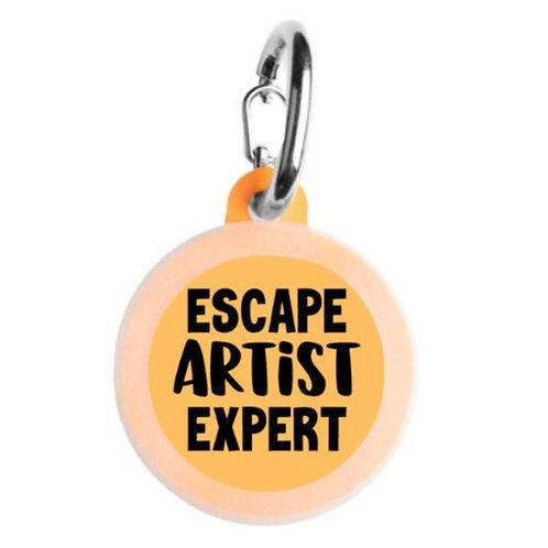Escape Artist Addict Bad Tag