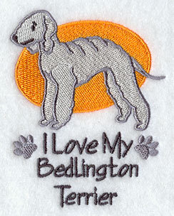 Image for Bedlington Terrier Towel