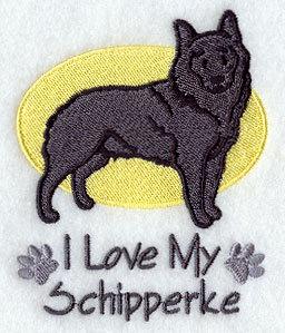 Image for Schipperke Dog Towel