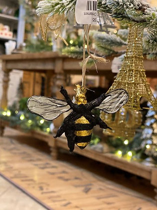 Queen Bee Ornament