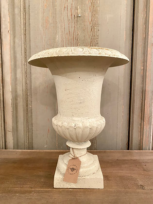 Small White Urn