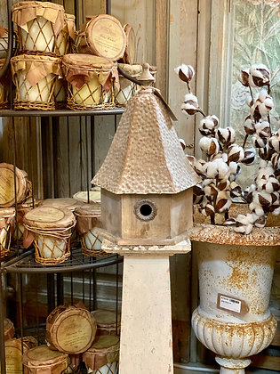 Dome Top Birdhouse