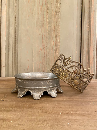 Crown Tray - Set of Two
