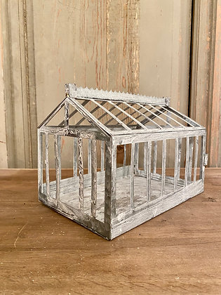 Small Metal Greenhouse