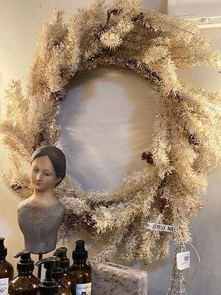 Winter Wishes Wreath