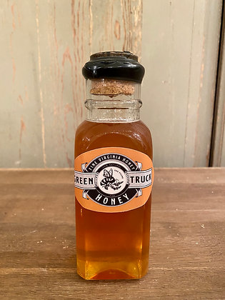 8 oz. Green Truck Honey
