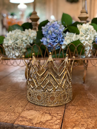 Gold Point Crown