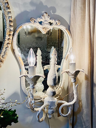 New Orleans Parlor Sconce