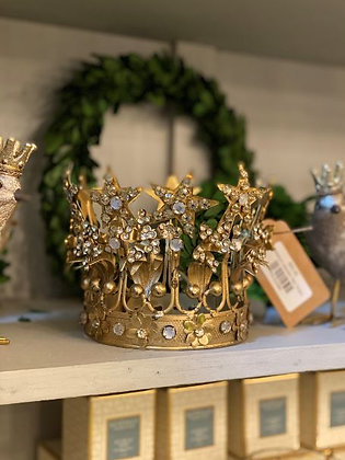 Medium Jeweled Star Crown
