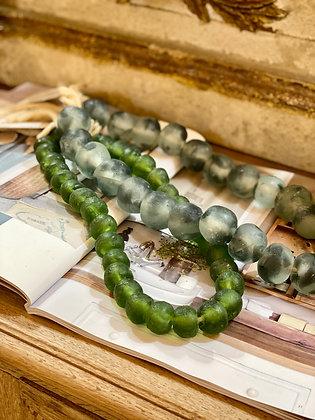 Large Glass Bead Decor