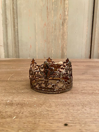 Small Rusty Crown