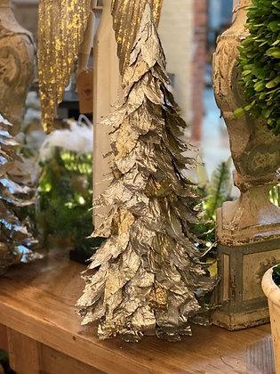 Gold & Champaign Ash Leaf Tree