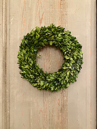 "14"" Boxwood Wreath"