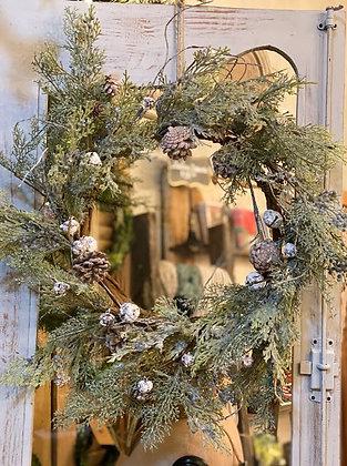 Nightinbell Pine Wreath