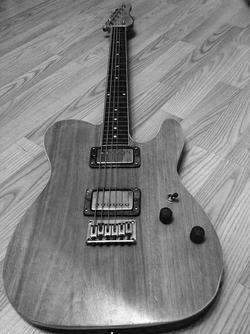 guitare fretless
