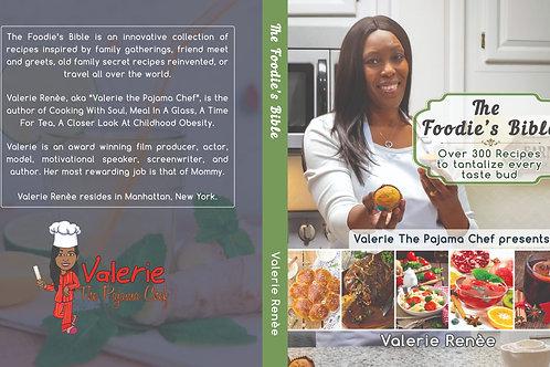 Foodie Bible (Autographed Print Version)