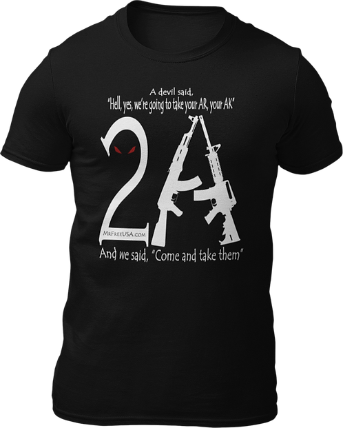 2A Short-Sleeve Unisex T-Shirt