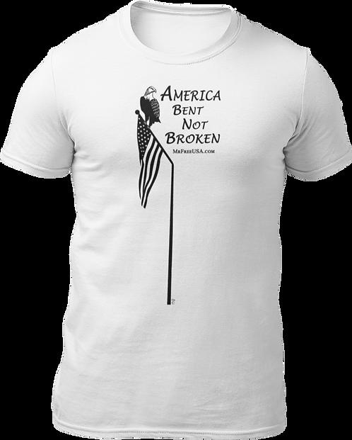 America: Bent Nor Broken Short-Sleeve Unisex T-Shirt