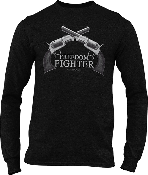 Freedom Fighter Long sleeve t-shirt