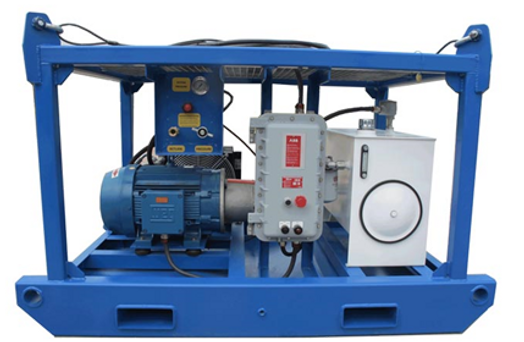 40 HP Explosion Proof Electric Hydraulic Power Unit