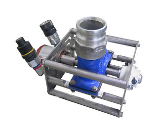 "3"" Aluminum Pump with Double Bearings"