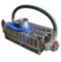 4 Inch Ductile Iron Twin Agitator Pump