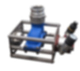 """3"""" Ductile Iron Pump with Double Bearings"""
