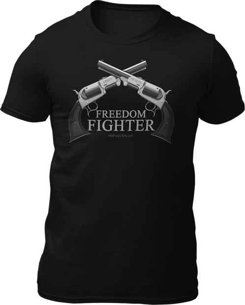 Freedom Fighter Short-Sleeve Unisex T-Shirt