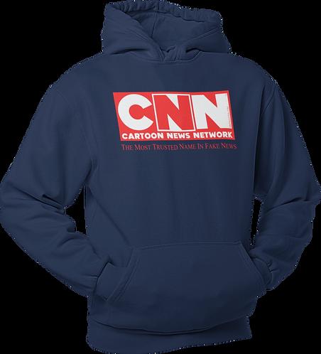 CNN Cartoon News Network Unisex Hoodie