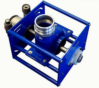 Fast Flow 4 Inch Ductile Iron Pump for p