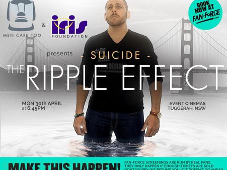 Ripple Effect Film - Tuggerah Screening