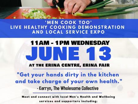 Men's Health Week - 6 Weeks to go!