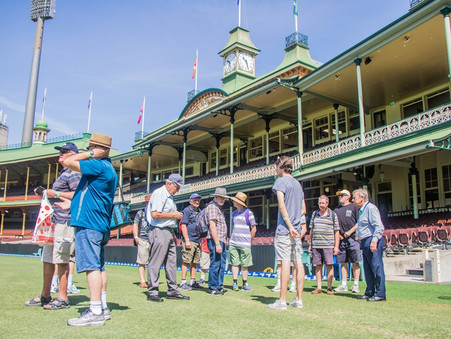 MCT at the SCG