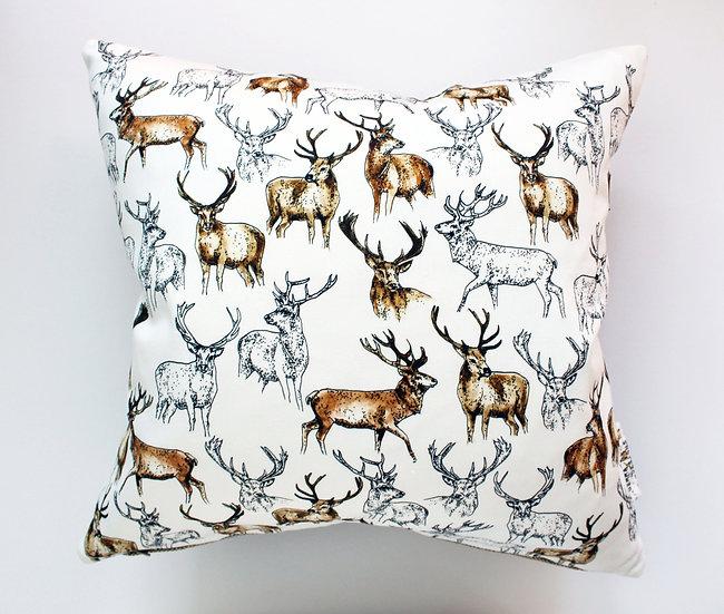 Stag Cushion