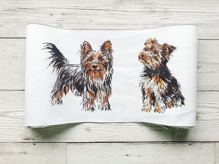 Yorkshire Terrier Face Mask Pouch