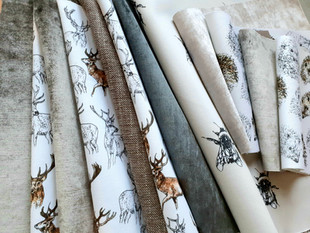 Fabric Swatches Now Available!