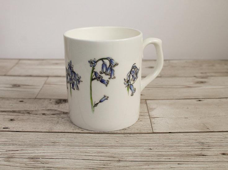 Bluebells Bone China Mug