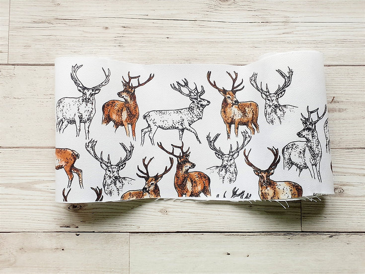 Stags Face Mask Pouch
