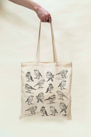 *NEW* The Robin Tote Bag Has Arrived!